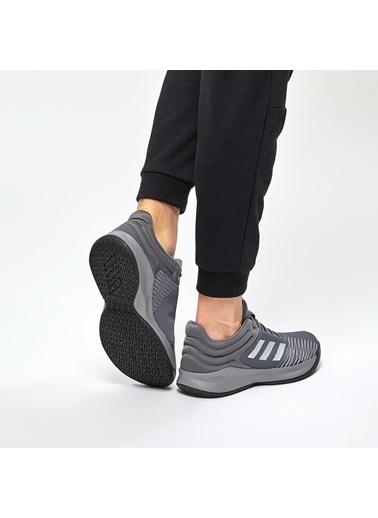 adidas Basketbol Ayakkabısı Gri